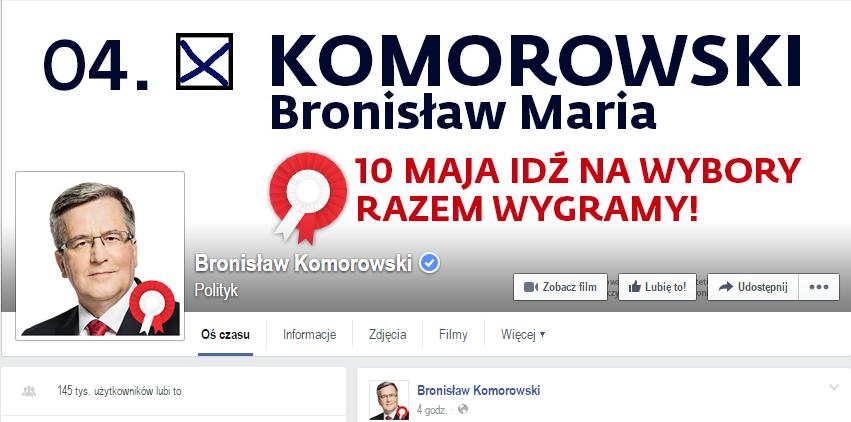 komorowski fb
