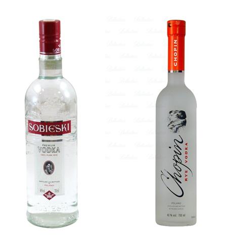 wódki polskie